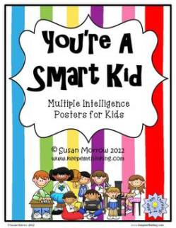 You're a smart kid poster pic