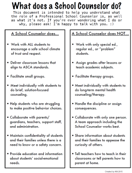 challenges faced by school counselors pdf